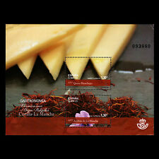 """Spain 2016 - Gastronomy """"D.O. Protegidas""""  Cheese Foot - MNH"""