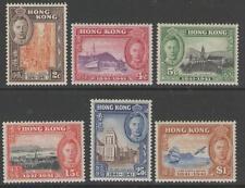 HONG KONG SG163/8 1941 CENTENARY SET MTD MINT