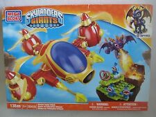 NEW MEGA BLOKS SKYLANDERS GIANTS ARKEYAN COPTER ATTACK 95418