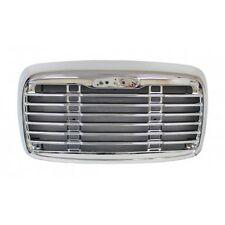 Freightliner Columbia Aftermarket Grille 2000+Chrome w/Bugscreen
