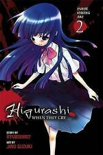 Higurashi When They Cry: v. 2: Curse Killing Arc by Ryukishi07 (Paperback, 2010)