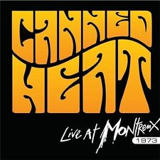 Live At Montreux 1973 by Canned Heat (CD, Aug-2011, Eagle Records (USA))
