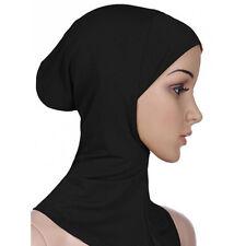 Mujer Hijab Ninja Pañuelo Cabeza Cuello Capa Sombrero Gorra Bajo  Bufanda