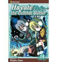 Hayate the Combat Butler Vol 14, Hata, Kenjiro, New Book