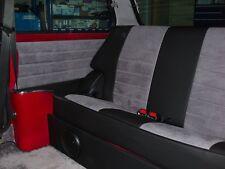 Kunst leder Boxen einbau unter der sitzbank - Mini Austin Cooper Classic