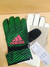 Adidas X Training Football Gloves - New - Size 10