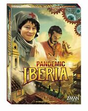 Pandemic Iberia - Limited Edition - Cooperative Board Game - from Z-Man Games
