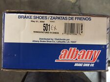 501EX Albany Brake Shoes (NEW)