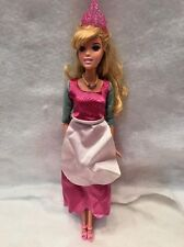 2005 Disney Store barbie Sleeping Beauty Princess Aurora 1999 body Indonesia