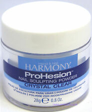 Nail Harmony ProHesion Sculpting Powder CRYSTAL CLEAR 28g / 0.8 oz (01116)