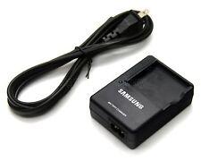 Battery Charger for SLB-07A SBC-07A Samsung TL90 TL100 TL205 TL210 TL220 TL225