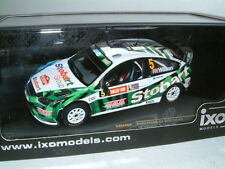 1/43 IXO FORD FOCUS RS WRC `EDDIE STOBART` RALLY GB 2008 #5 MATHEW WILSON