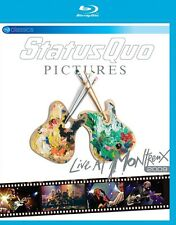 STATUS QUO - PICTURES-LIVE AT MONTREUX 2009  BLU-RAY NEU