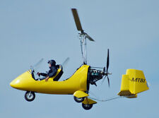 AutoGyro MT-03 Helicopter Wood Model Replica Large Free Shipping