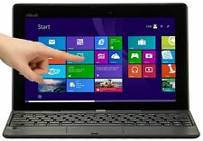 Asus 2-in-1 10.1 TouchScreen Intel Atom 2GB 64GB SSD Win8.1 WiFi T100TA-C1-GR LN