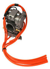 Samco ORANGE 3m Vacuum Carb & Engine Vent Pipes Air Breather Hoses KTM MX