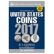 2017 Blue Book, Handbook of U.S. Coins, Softcover, 74th Edition