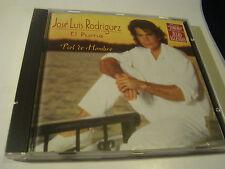 RAR CD. JOSÉ LUIS RODRIGUEZ. EL PUMA. PIEL DE HOMBRE. 1992. EPIC. JULIO IGLESIAS