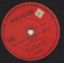 Die Cherokees 1948 mit Hans Bardeleben : Ich nenne alle Frauen Baby