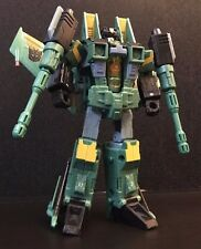 Transformers Generazioni dei Decepticon ACIDO Storm (GIU' )
