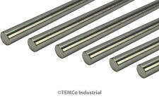 """6x 1/2"""" Inch Dia 24"""" Long 304 Stainless Steel Round Bar Lathe SS Rod Stock .50"""""""