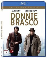 Donnie Brasco Extended Edition Region Blu Ray