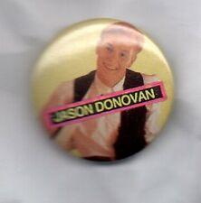 JASON DONOVAN BUTTON BADGE 80s POP STAR-Ten Good Reasons Especially For You 25mm