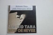 RACHID TAHA - NOW OR NEVER 1 TRACK PROMO CD