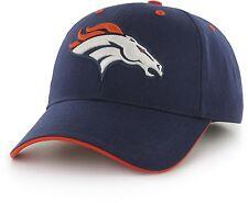 Denver Broncos Hat Adjustable Fit NFL Kids Boys Youth Football Baseball Cap Navy