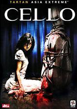 Cello (DVD, 2006) Tartan Asia Extreme - Sung-Hyun-Ah, Park Da Ahn - Perfect!