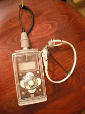 H20 Audio iP4G SV Series Clear White 10ft/3m iPod Waterproof Case Headphones