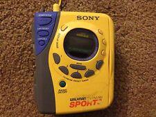 Sony Sports Walkman  Cassette Tape Player TV/FM/AM