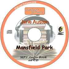 Mansfield Park - Jane Austen Doyle MP3 Audio Book 48 episodes/chapters CD