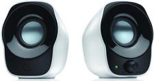 LOGITECH Z120 Compact Notebook speakers 2.0USB Speaker - 1 PAAR