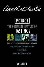 Poirot: Volume 1: The Complete Battles of Hastings (Vol 1)-ExLibrary