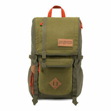 Jansport Hatchet Spec Backpack Army Green Flet