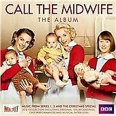 Various Artists - Call the Midwife (The Album) (2 CD Set  2013) Near mint cond