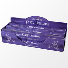 New Elements  Fairy Dreams Incense Joss sticks. 20 sticks, 1 pack.