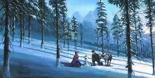 Cold Winter's Day - Rodel Gonzalez - Limited Edition Giclee Premier Edition