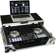 DDJ-SR Prox ATA 300 Road Gig Ready Flight case Mobile DJ Sliding laptop shelf