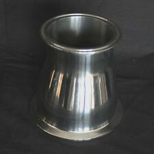 2 Inch to 3 Inch Adapter - Stainless Steel