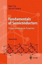 Fundamentals of Semiconductors: Physics and Materials Properties-ExLibrary