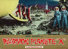ISHIRO HONDA INVASION OF ASTRO MONSTER 1965 VINTAGE LOBBY CARD SCI-FI ASTRONAUT