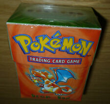 POKEMON DECK BOX CHARIZARD & NIDORAN PACK OF 60 ULTRA PRO CLEAR SLEEVES SEALED!!