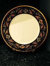 """Vintage Christian Dior Fine China """"Chambord"""" Large 12 1/4'' Round Serving Plate"""