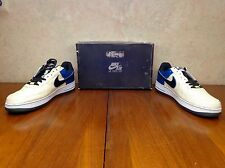 Nike Air Force XXV 25  AF1-82 Size 11 Sneakers Cooper Malone Natt  GLITTER  NEW!