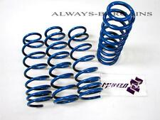 Manzo Lowering Springs Fits Toyota Matrix 2003-2008 E130 FWD / AWD 4pcs SKL06