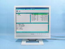 Sharp LCD Monitor NEC PC9801 PC9821 FC9801 FC9821 epson PC286 PC486SE EDM Sodick