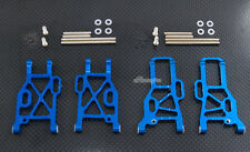 Alloy Front + Rear Lower Arms for Kyosho Mini Inferno