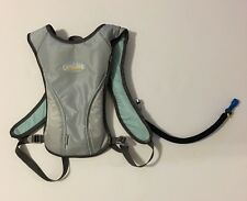 Camelbak Hydration Pack Snoangel Women's Water Backpack Blue Gray Hiking Camping